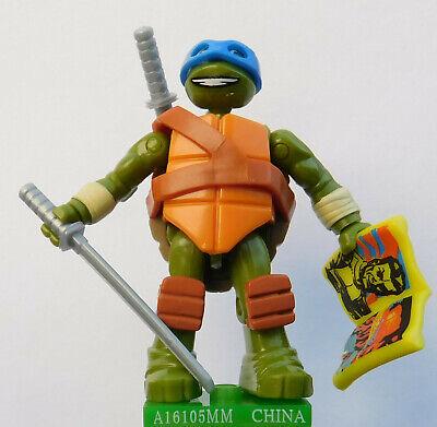ant Ninja Turtles Nickelodeon Serie 1 Mega Bloks Figur (Nickelodeon Teenage Mutant Ninja Turtles Leonardo)