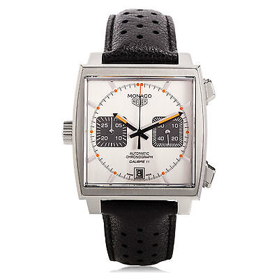 TAG HEUER Monaco Calibre 11 Limited Gents Watch CAW211C.FC6241 - RRP £5900 - NEW