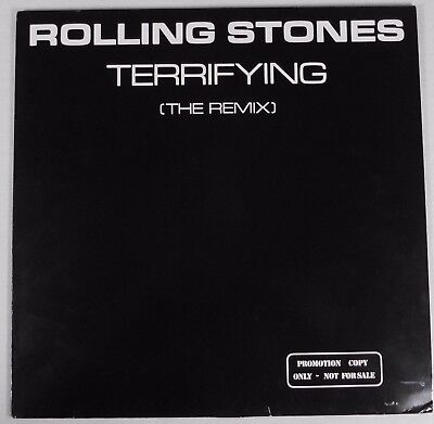 nes - Terrifying (The Remix) -Promotion Copy Holland rar /16 (Promotion Vinyl)