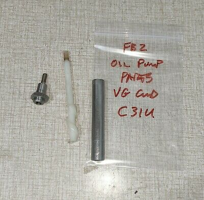 Emco Maximat Fb-2 Mill Vma Parts Oil Pump C31u