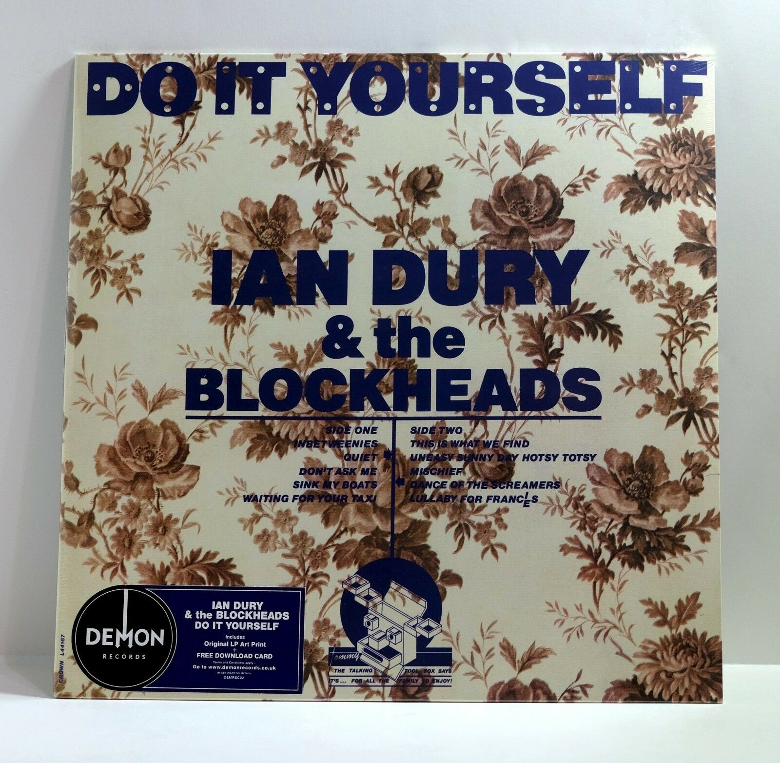 Ian dury the blockheads do it yourself vinyl lp sealed demon ian dury the blockheads do it yourself vinyl solutioingenieria Image collections