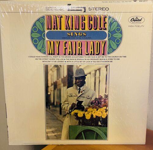 Nat King Cole Sings My Fair Lady - $2.90