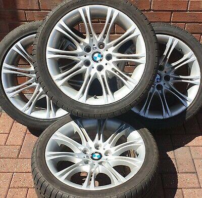 "Bmw 5 series E60 E61 Msport 18"" alloy wheels - Genuine BMW Style 135 MV2s"