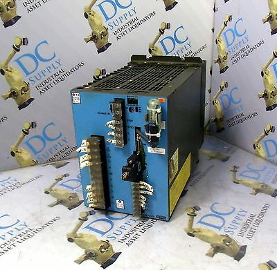 Toyoda Mc1k-u150v Servo Amplifier