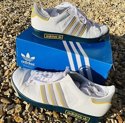 Adidas Forest Hills Vin Originals Trainers - UK 12 In Box