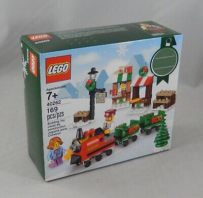 LEGO Holiday 40262 Christmas Train Ride Set Brand New Factory Sealed Retired