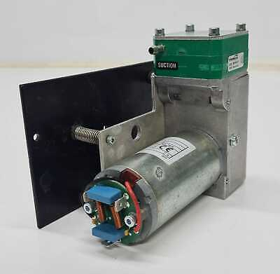 Thomas 70150317 M48x25i Pneumatic Motor Air Pump Compressor 24v 2870rpm