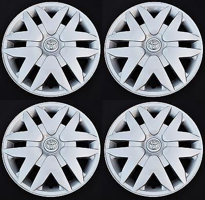 Set 4pcs Hubcap Wheel Covers fit 16