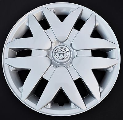 16 Rim Wheel Cover for 2004   2010 Sienna hubcap minivan van NEW metal clips