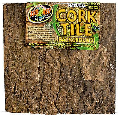 Zoo Med Natural Cork Tile Background (Extra Large, 18