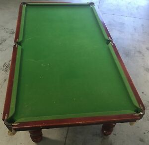 Billiard Table Snooker Table Thornbury Darebin Area Preview