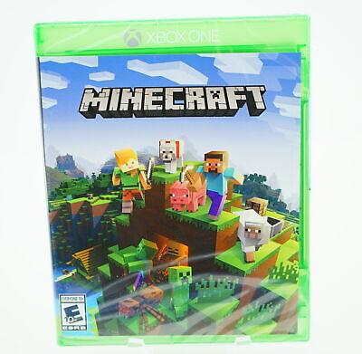 Minecraft: Xbox One [Brand New]