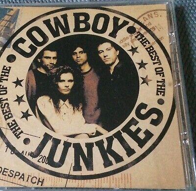 The Best Of Cowboy Junkies. RARE CD