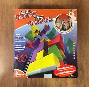 Chrono blocks (BELOEIL)