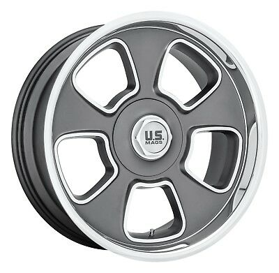 CPP US Mags U125 BLVD wheels 20x8 + 20x9.5 fits: FORD F100 48-79 FORD F150 87-96 for sale  USA