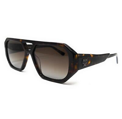 MCM Sunglasses MCM677S 214 Havana Navigator Men's 57x15x140