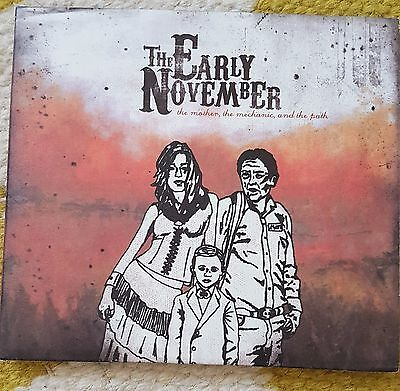 The Early November - The Mother, The Mechanic and The Path 3-CD Digipak