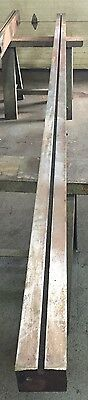 4 X 3 58 X 168 L Filler Block Press Brake Tooling Riser Block