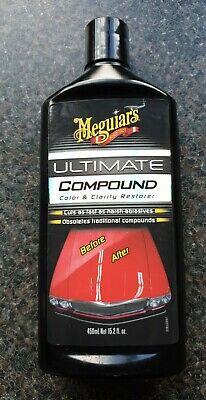 Meguiars Car Body Scratch Remover Ultimate Cutting Compound