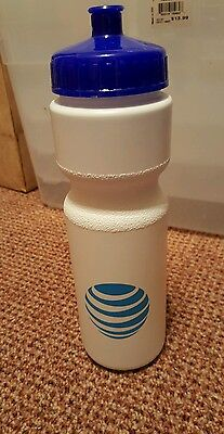AT&T Advertising Sports Fitness Water Bottles NIP