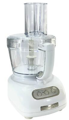 KitchenAid Food Processor KFP750WH0 - White *TESTED WORKS*