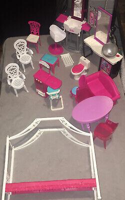 large lot of barbie furniture Dream House Furniture