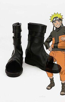 Naruto Cosplay Schuhe (Uzumaki Naruto Shinobi Cosplay Schuhe Kostüm chaussure Costume Shoes zapato)