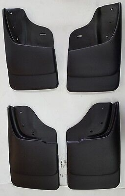 HUSKY LINERS Mud Flap Guards For Chevy S10 & Sonoma w ZR2  Highrider Front Rear Chevy S10 Mud Flaps