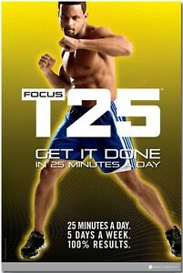 Beachbody workouts on DVD