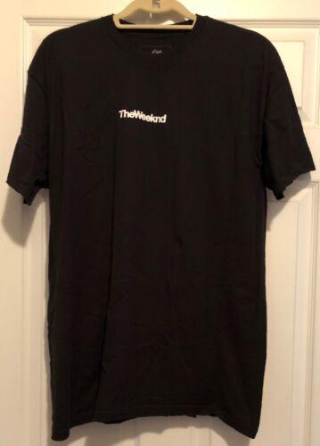 The Weeknd RARE concert t-shirt - NEVER WORN