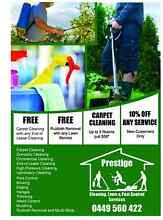 Prestige Cleaning, lawn and pest control services Robina Gold Coast South Preview