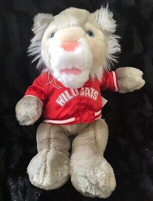 Mascot Musical Plush (Disney High School Musical Wildcat Plush Stuffed Animal Varsity Jacket Mascot )