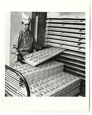 American Manufacturing - Birds Eye Foods - Vintage 8x10 Photograph