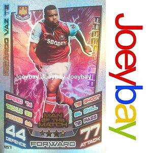 CHOOSE MAN OF THE MATCH ATTAX 12/13 QPR - WIGAN MOTM 2012 2013 FROM ALL 60