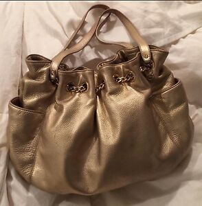 MK Michael Kors Leather Large Purse Nice!
