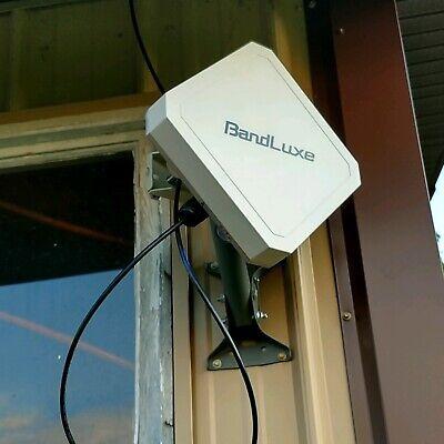 Best Rural Internet Solution, BandLuxe P2P E700A LTE-Pro Cat 12 ODU CPE