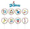 24 Dr. Seuss Stickers Labels Bag Lollipop Party Favors Decorations