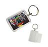 12 LEGO Ninjago Movie Minifigures Key Chain Keychain Birthday Party Favors Toy