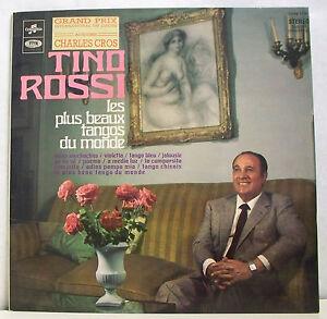 33 tours TINO ROSSI Disque LP 12