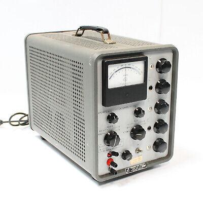 John Fluke 803b Ac-dc Differential Voltmeter