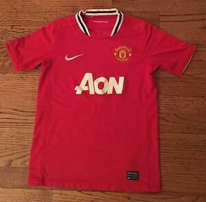 SOCCER Youth #10 Rooney Jersey NIKE-MANCHESTER-FC Angle Park Port Adelaide Area Preview
