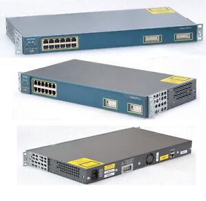 CISCO-SYSTEMS-CATALIZADOR-2950-WS-C2950-G-12EL-12-x-PUERTO-10-100