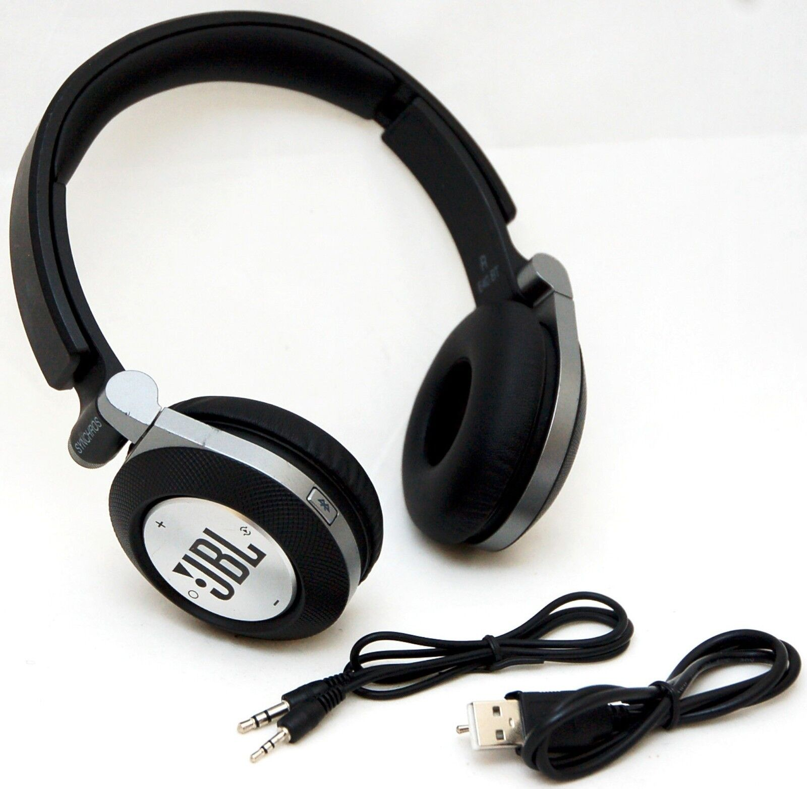 JBL E40BT BLACK Synchros Bluetooth Folding Stereo