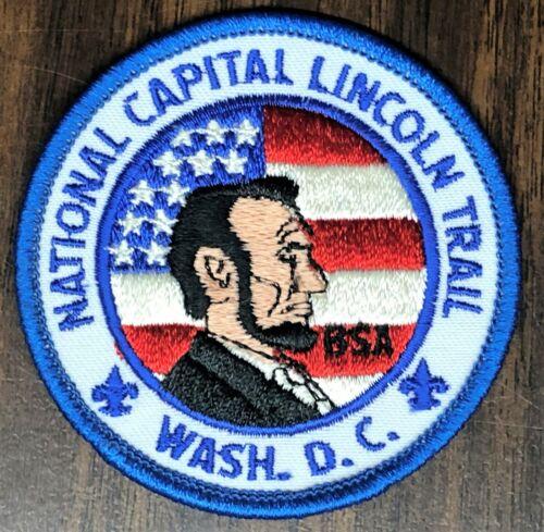P314     NATIONAL  CAPITAL LINCOLN  TRAIL,  WASHINGTON,  D.C.   PATCH,