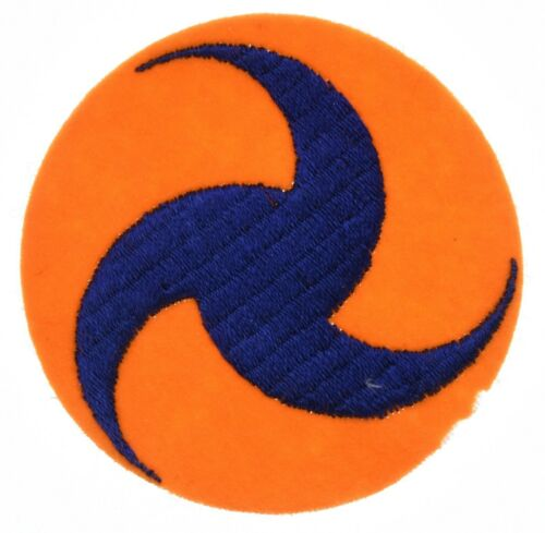 Army Air Corps Early Pinwheel Shoulder Patch