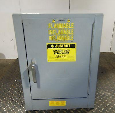 Justrite Flammable Liquid Storage Cabinet Inv.28659