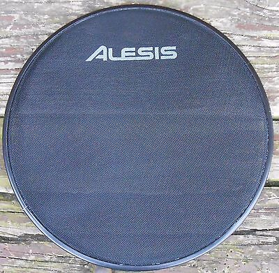 """New Alesis Branded 8"""" Mesh Replacement Head"""