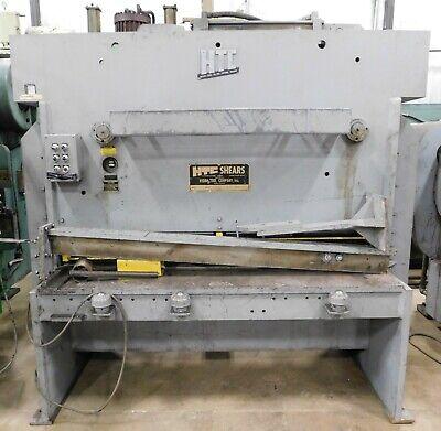 10310 Htc 6 X 12 Hydraulic Shear