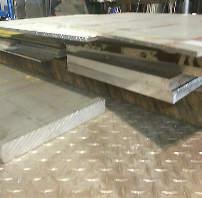 Aluminum Cast Tooling Plate - 1 12 X 8 12 X 12 1h4