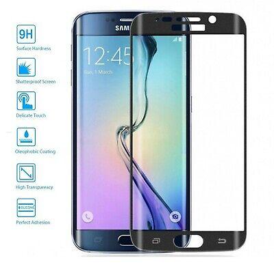 Protector de Cristal Templado Curvo 3D para Samsung Galaxy S6 Edge Color...